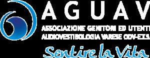 Logo AGUAV - Associazione Genitori ed Utenti Audiovestibologia Varese ODV - E.T.S.